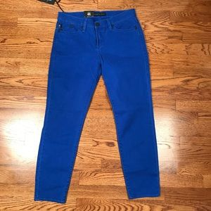 NWT Rock & Republic sz 8 blue jeans